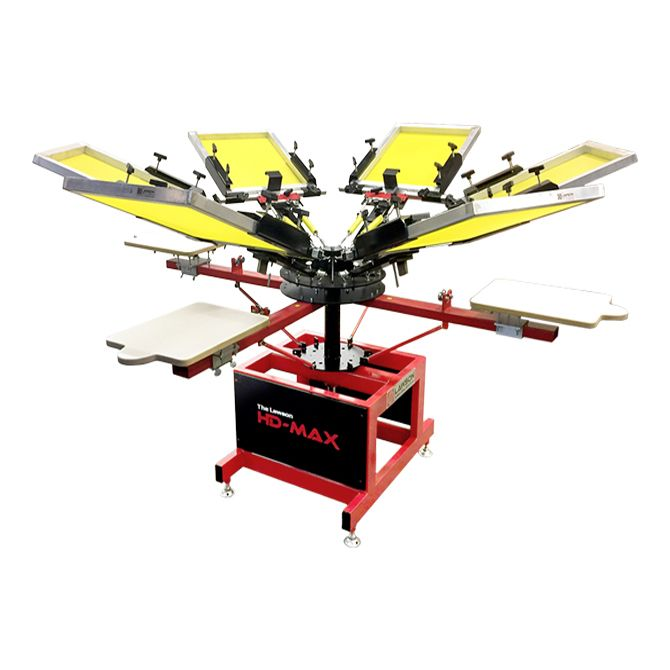 HD Max Manual Screen Printing Press