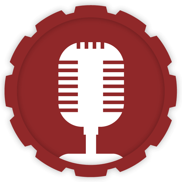 podcast icon website