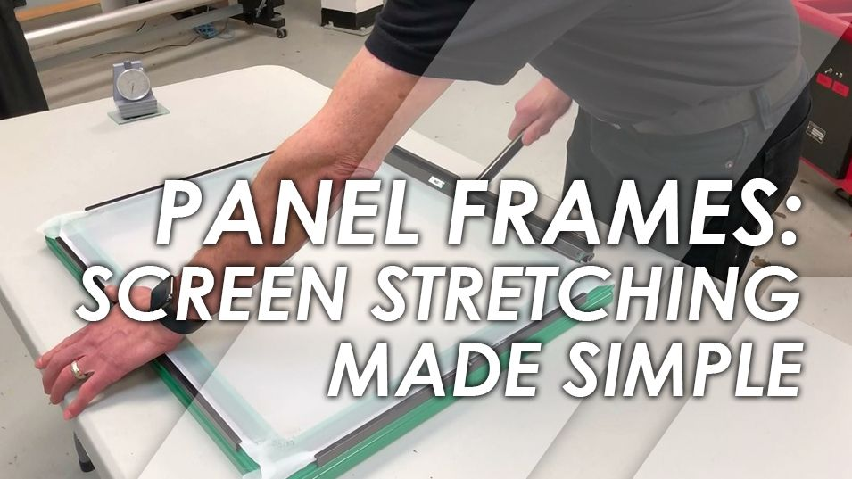 Lawson Panel Frames Screen Stretching Made Simple thumb