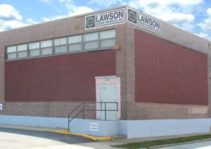 Lawson Screen and Digital Building, St. Louis