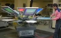HD-MAX Textile Automatic Press Video