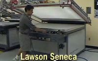 Seneca Flat-Bed Graphic Press
