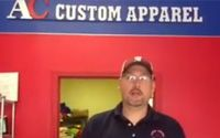 AC Custom Apparel Testimonial Video