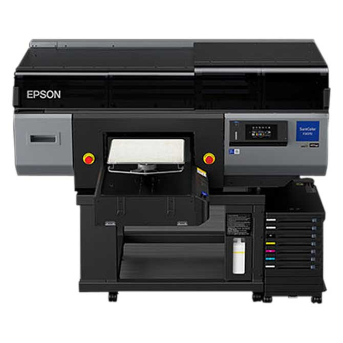 Epson SureColor F3070 DTG Printer - Direct-To-Garment Printing