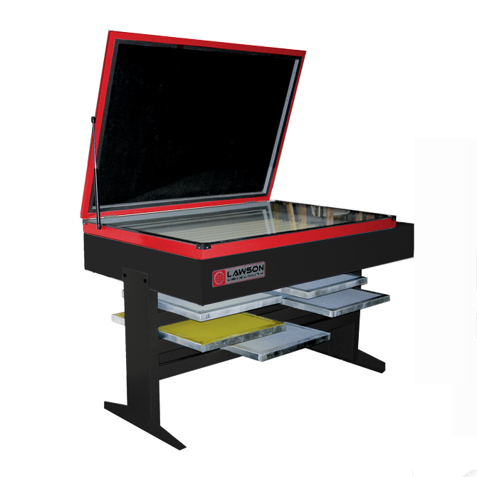 Expo-Light Screen Printing Exposure Unit - Pre-Press & Auxiliary Exposure Units