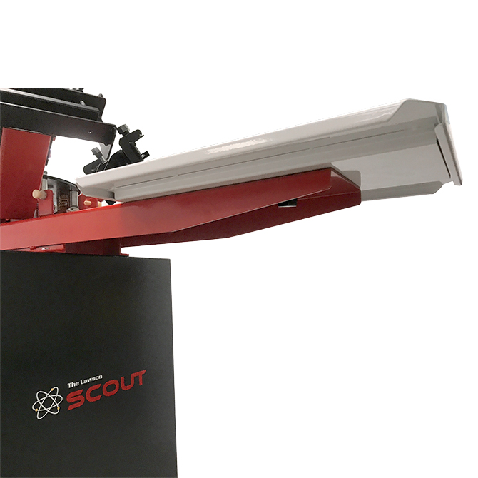 Scout Platen Support Arm