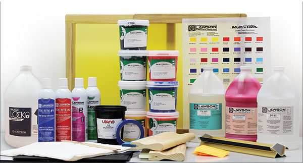 All of Your Screen Printing & Imaging Supplies in One Place