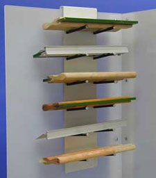Squeegee Dry Rack