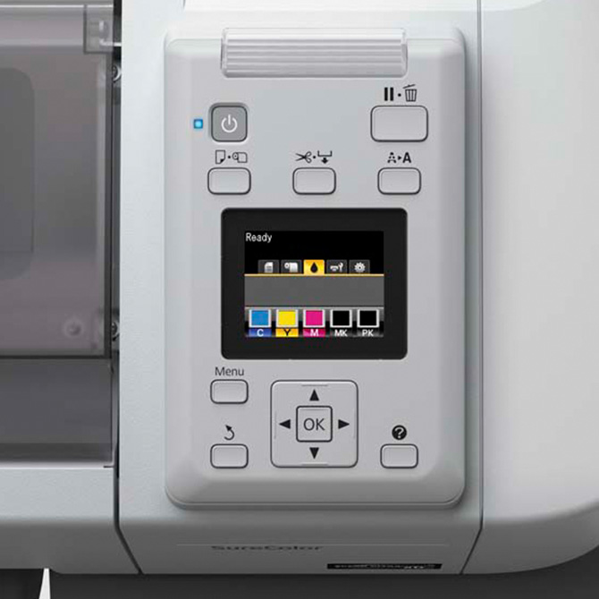 Epson SureColor T-Series Printers - Express Jet Direct To Garment Printer