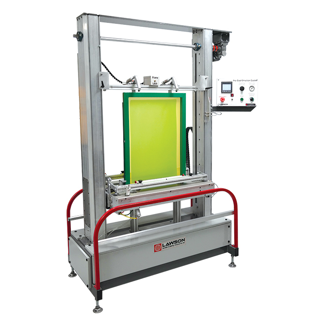 Pro-Coat Screen Printing Emulsion Coater - Screen Printing Machine