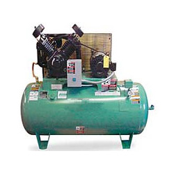 10 hp Air Compressor and Tank