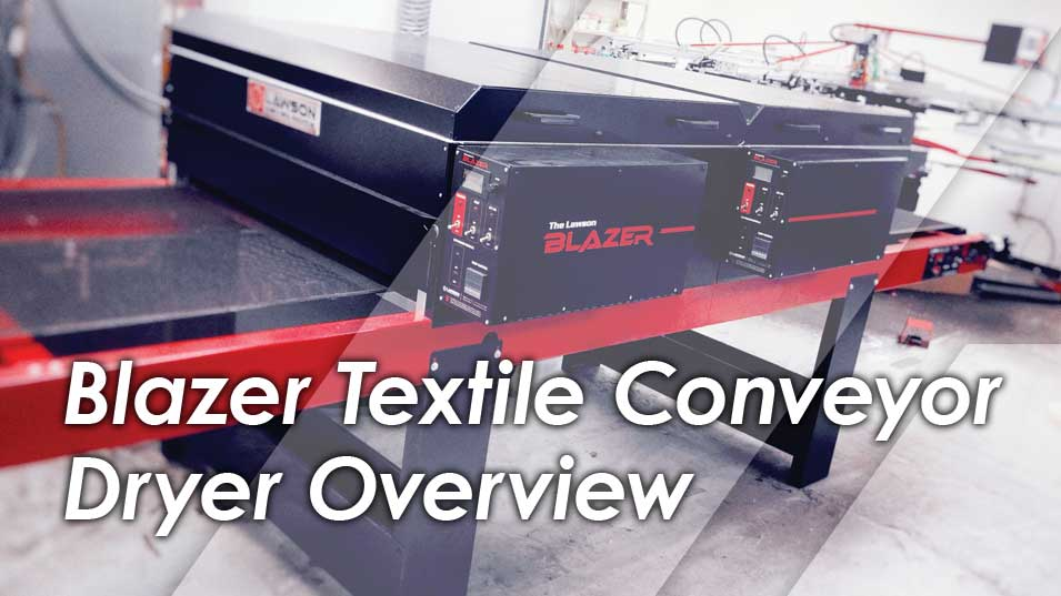 Blazer Conveyor Dryer Overview