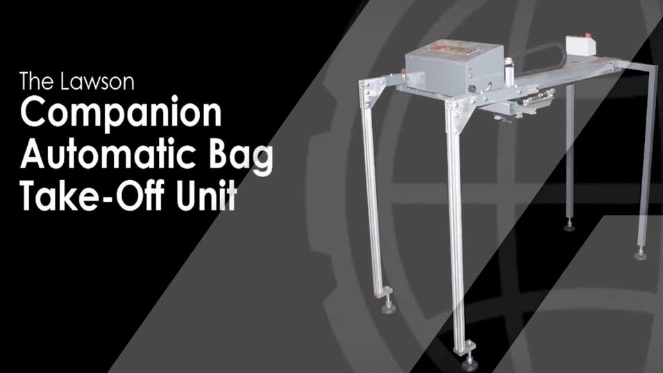 Companion Automatic Bag Take-Off