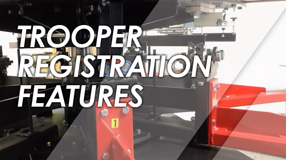 Trooper Registration Features
