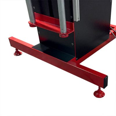 Auto Coat Semi Floor Stand