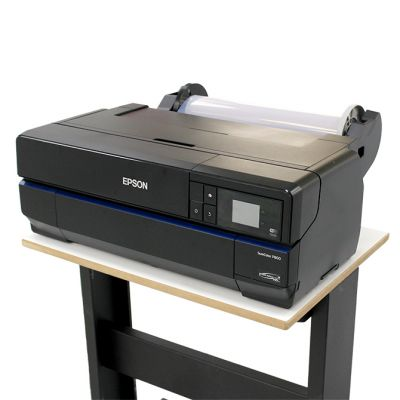Epson SureColor P-800 Screen Printers Edition on Floor Stand