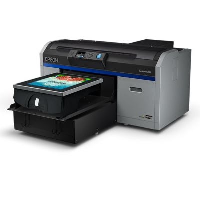 Epson F2100 SideView WGarment