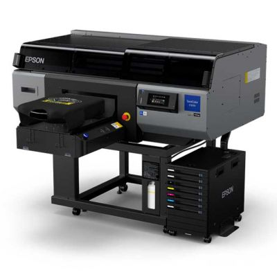 Epson SureColor F3070 with Black Shirt