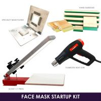 Face Mask Printing Screen Printing Package