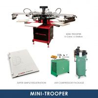 Mini-Trooper Start-Up Screen Printing Package
