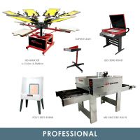 Professional Start-Up Screen Printing Package