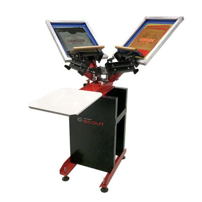 Scout #41 Manual Screen Printing Press