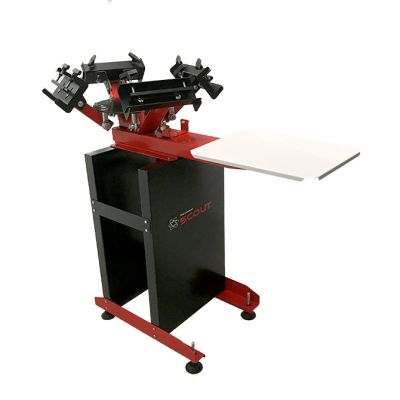 Scout #41 Manual Screen Press - No Screens