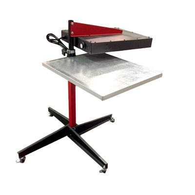 Screen Printing Flash Unit With Flash Pad