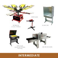 Intermediate Start-Up Screen Printing Package