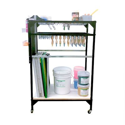 Screen Printing Uni Cart