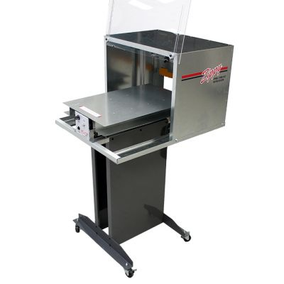 Zippy DTG Pre Treat Machine Model with Legs and Hood
