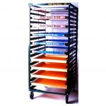 Deluxe-Adjustable Screen Drying Rack