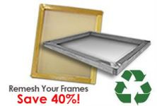 Recycle/Remesh Frames